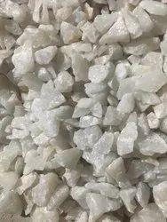 Solid Quartz Grit, Grade: Snow White, Packaging Size: Jumbo Bags