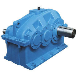 Electric Helical Gearbox