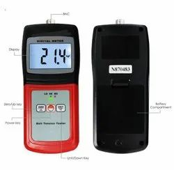 Precise Digital Belt Tension Meter