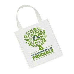Eurofrost White Environment Friendly Non Woven Bag