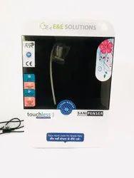 Sanipenser Automatic Touch Less Contact Less Mist Ir Sensor Based Sanitizer Dispenser Machine