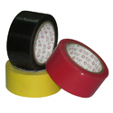 Red , White Floor Marking Tapes, Size: 1 Inch, 2 Inch, 3 Inch