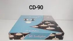 Cd-90 Tea Candles 50 Pcs