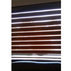 PVC Plain Horizontal Window Blind, 5 To 20 Mm