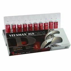 Vitamax 2GS Nano Vitamin C Glutathione Injection