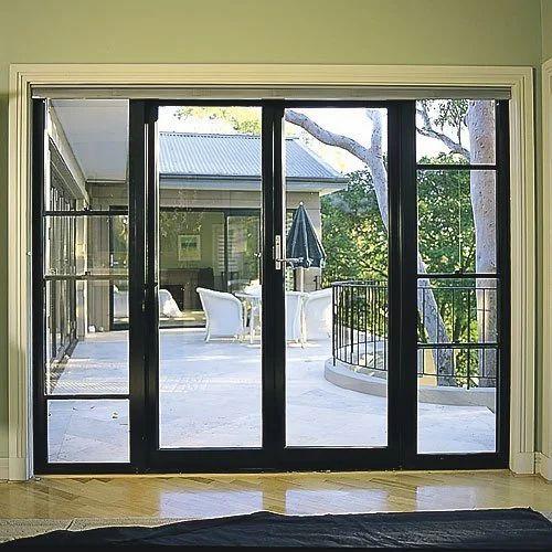 Upvc Sliding Door At Rs 400 Square Feet Upvc Sliding Door Id