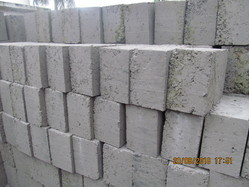 RECTANGULAR Cement Blocks, Size (Inches): 9 In. X 4 In. X 3 In. And 6*8*12