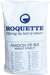 French Wheat Starch Roquette Imported 25kg, Organic