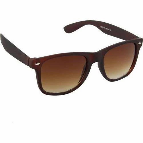 1ffca6dd42 Full Brown Wayfarer Sunglasses