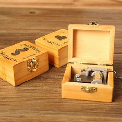 Wooden Novelty Box