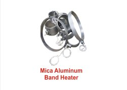 Mica Aluminum Band Heater