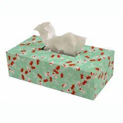 White Plain Cotton Tissue Paper, Size: 21 cm X 24 cm