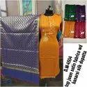 Ladies Designer Silk Suit