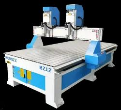 CNC Router Machine - Double Head