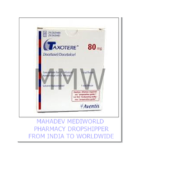 Taxotere Medicines