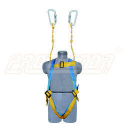 Double Harness Safety Belt
