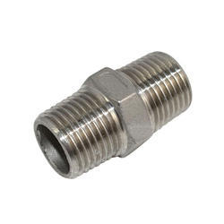 Stainless Steel Socket Weld Parallel Nipple Fitting 321