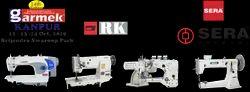 R K Sewing Machine @ Garmek Exhibition Kanpur