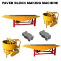 Brick Paver Block Machine