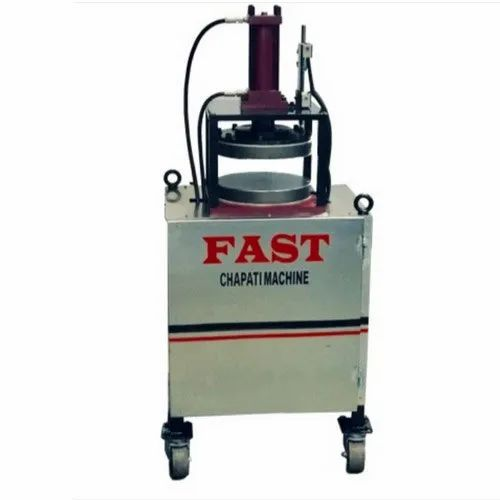 Fast Hydraulic Chapati Making Machine