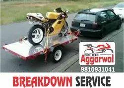 Breakdown Bike Services Near Sarita Vihar Delhi