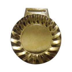 Championship Gold Plated Medal