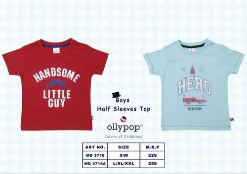 4fcb4bcd88 Boys Printed T-Shirts at Rs 159 /piece | Chickpet | Bengaluru | ID ...