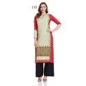 Three Fourth Sleeve Casual Wear Kurti