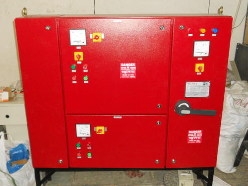 Fire Main Pump Panel