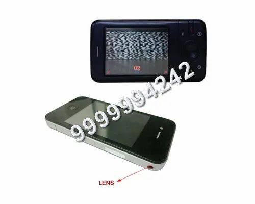 Mobile Scanner Device For Cheating Playing Cards