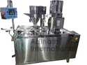 Compact Semi Automatic Capsule Filling Machine