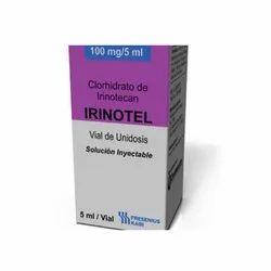IRINOTEL 100MG Inj Clorhidrato