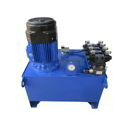 Semi-Automatic Standard Hydraulic Power Pack, DKS100