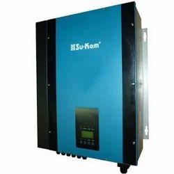 Single 140 V 3kw Sukam Solar Inverter, Capacity: 3 Kw , Power Factor: 0.8