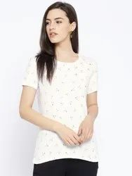 Women Causal Cotton T-Shirt