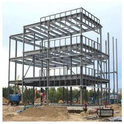 MS Pre Engineered Multi Story Building, 50-150 Mm