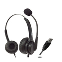 Aria Cheaper Usb Noise Canceling Headset