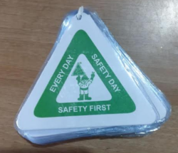 Safety Week Badges