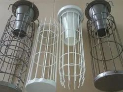 Gulmohar Filtech Ms Painted Filter Supporting Cages, Size: Dia 143x 3650 Mm Long