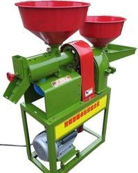 Grain Pulses Processing Machine