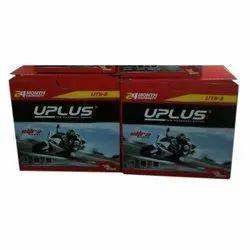 U Plus UPLUS Bike Battery, Model Number: Uts 3, Capacity: 4lb