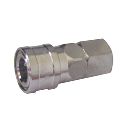 Stainless Steel Coupler, for Chemical Fertilizer Pipe