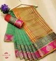 Cotton Silk Banarasi Sarees