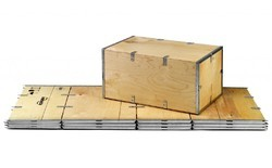 Collapsible Wooden Boxes
