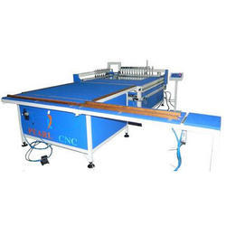 Multiple Head Glass Cutting Machine