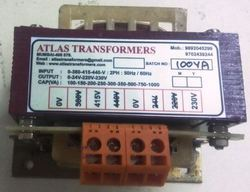 Single Phase & Two Phase Control Transformer