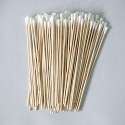 6 Wooden Swab Sticks