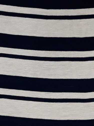 Viscose Linen Stripe 80:20