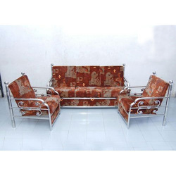 Srs Ss Sofa Set Rs 21000 Set Shri Ram Steel Furniture Id 16780104833