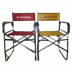 Iron Camping Chair
